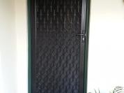 Decorative-Diamond-grille-Door