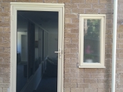 Galvanised-mesh-door