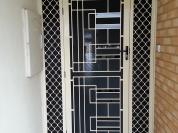 Glass-Security-door