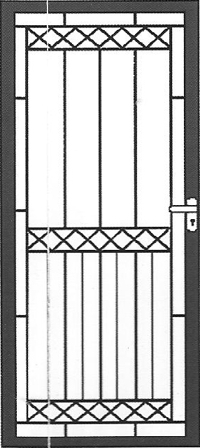 Steel Doors Screen Doors