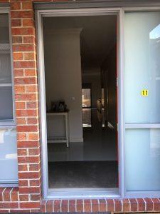 Security Aluminium Doors