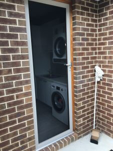 Doors Security Aluminium