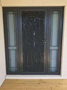 Security Designer Doors SP53