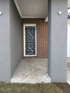 Security Designer Doors SP50